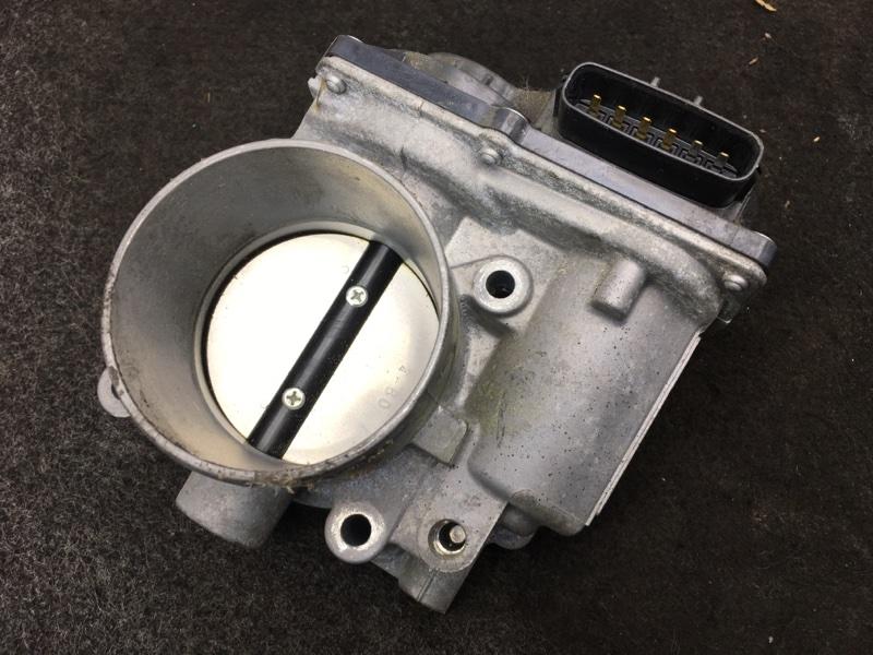 Заслонка дроссельная Subaru Legacy BR9 EJ253 2010 16112 (б/у)