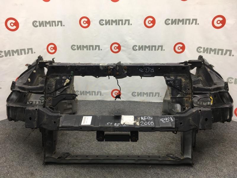 Жесткость бампера Honda Stepwgn RG3 K20A 2006 73012 Телевизор продается отдельно. (б/у)