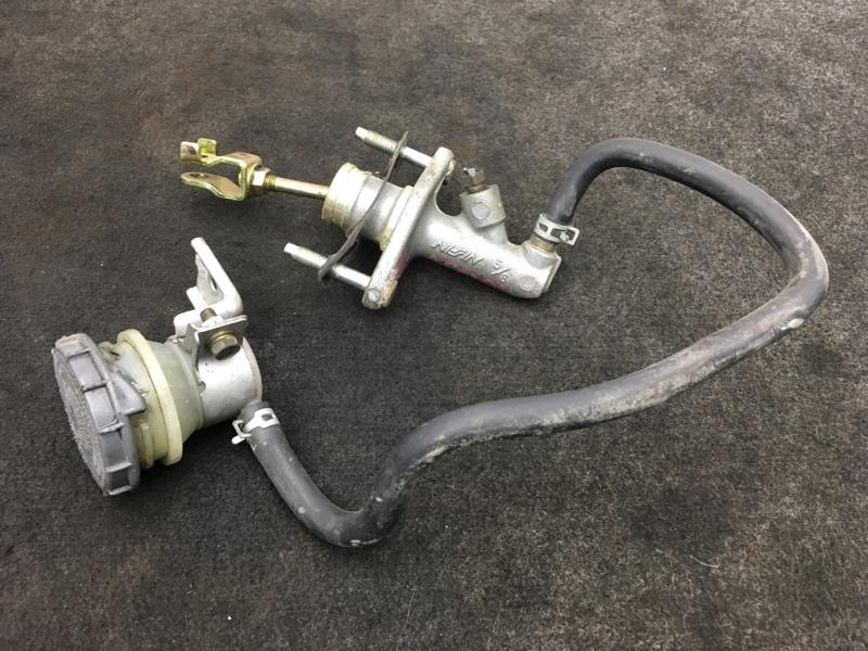 Цилиндр сцепления главный Honda Accord CF3 F18B 2001 (б/у)