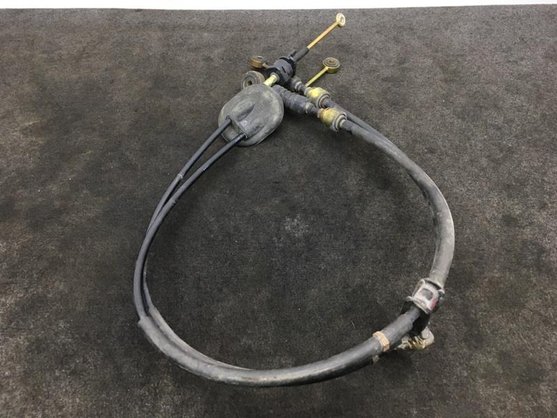 Тросик переключения мкпп Honda Accord CF3 F18B 2001 (б/у)
