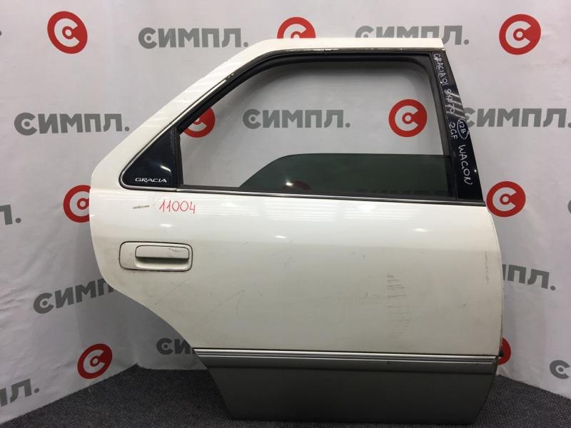 Дверь боковая Toyota Camry Gracia MCV21 2001 задняя правая 11004 (б/у)