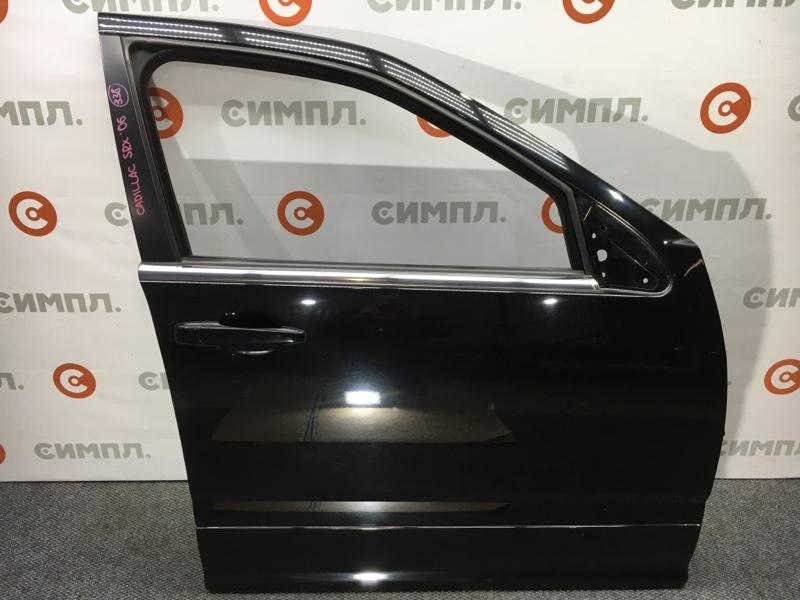 Стекло боковое Cadillac Srx 1GYEE63A560213883 LH2 2006 переднее правое (б/у)