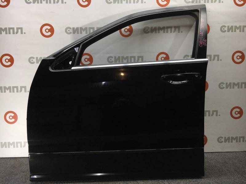 Замок двери Cadillac Srx 1GYEE63A560213883 LH2 2006 передний левый (б/у)