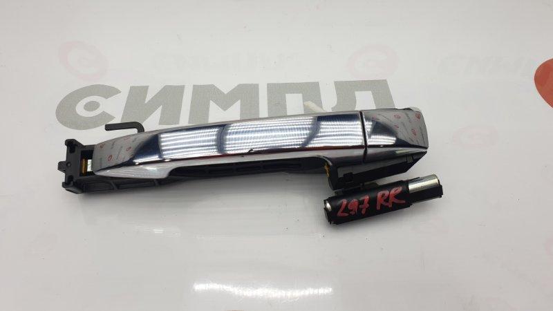 Ручка двери Subaru Forester SH5 EJ204 2009 задняя правая (б/у)