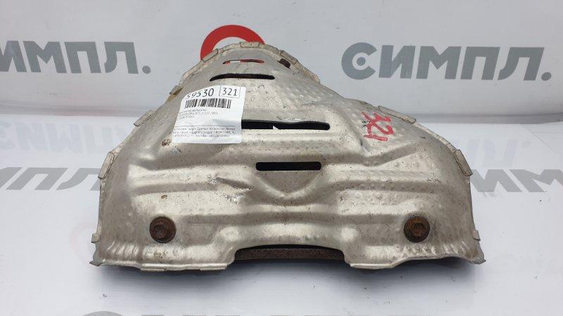 Коллектор выпускной Toyota Opa ZCT15 1ZZ 2001 (б/у)