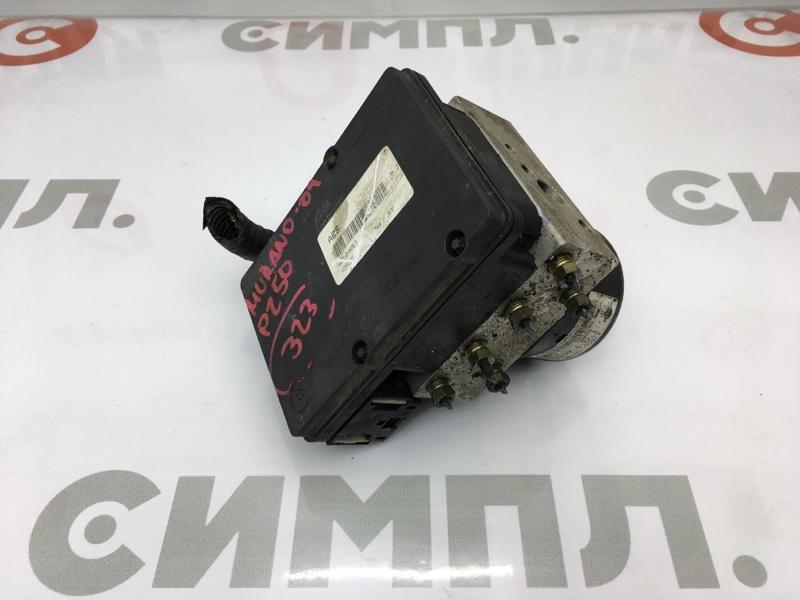 Блок abs Nissan Murano PZ50 VQ35 2004 (б/у)