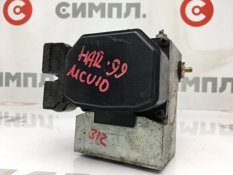 Блок abs Toyota Harrier MCU10 1MZ 1999 (б/у)