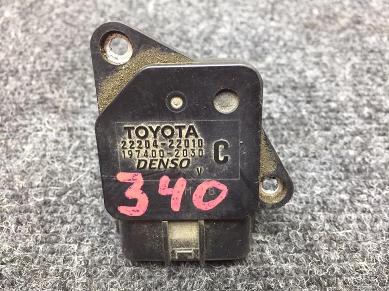 Датчик расхода воздуха Toyota Probox NCP51 1NZ 2010 197400-2030 (б/у)