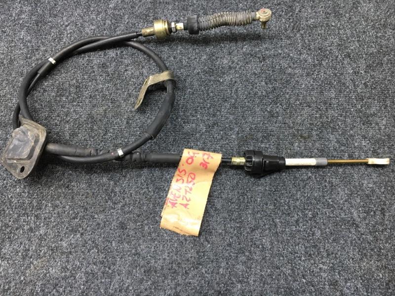 Тросик переключения кпп Toyota Avensis AZT250 1AZ-FSE 2004 (б/у)