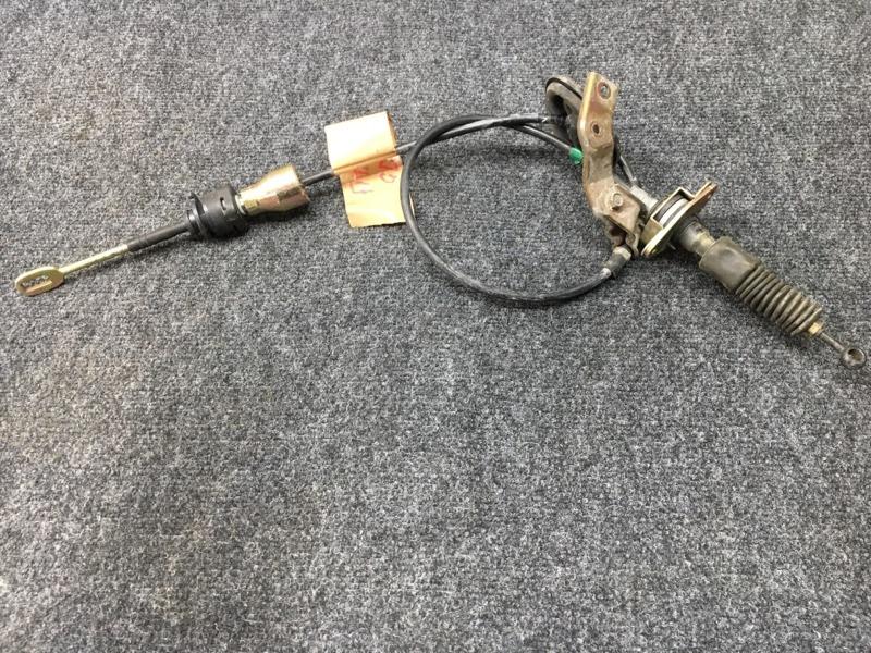 Тросик переключения кпп Honda Fit GD4 L15A 2003 (б/у)