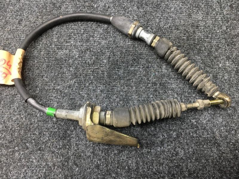 Тросик переключения кпп Subaru Forester SG5 EJ202 2004 (б/у)