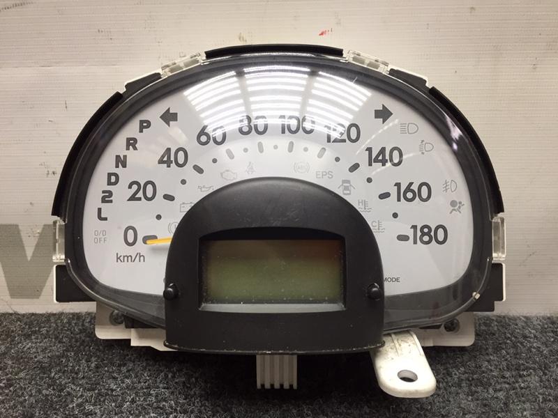 Панель приборов Toyota Passo KGC10 1KR 2006 (б/у)
