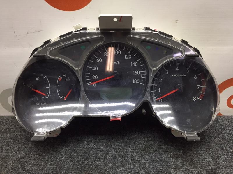 Панель приборов Subaru Forester SG5 EJ202 2004 Дефект креплений (см. фото) (б/у)