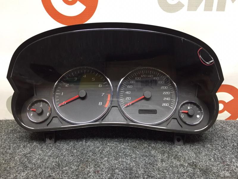 Панель приборов Cadillac Srx 1GYEE63A560213883 LH2 2006 Трещина на стекле (см. фото) (б/у)