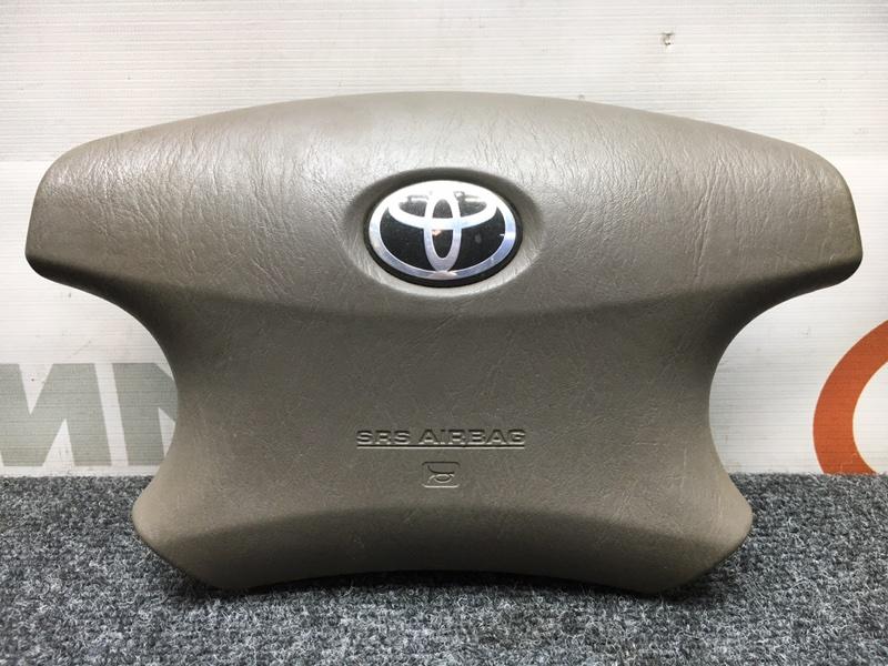 Подушка безопасности Toyota Vista Ardeo SV50 3S-FSE 2000 правая В руль. Без заряда. (б/у)