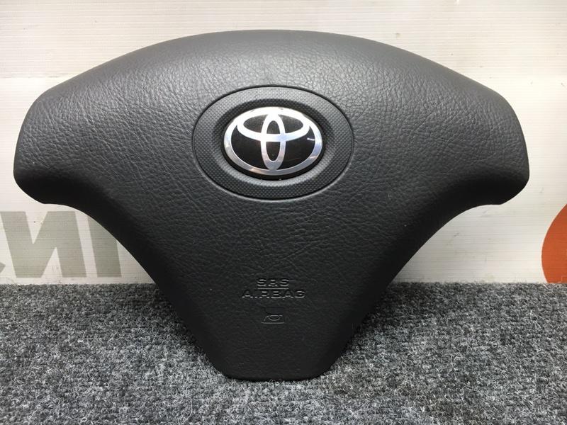Подушка безопасности Toyota Opa ZCT15 1ZZ 2001 правая В руль. Без заряда. (б/у)
