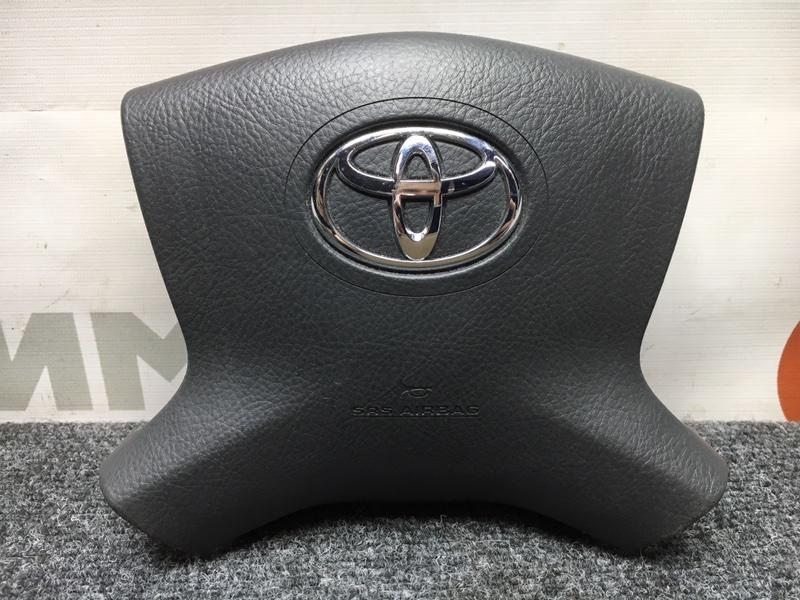Подушка безопасности Toyota Avensis AZT250 1AZ-FSE 2004 правая В руль. Без заряда (б/у)