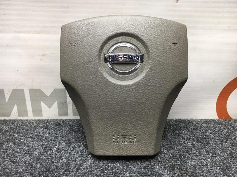 Подушка безопасности Nissan Skyline V35 VQ25 2004 правая В руль. Без заряда (б/у)