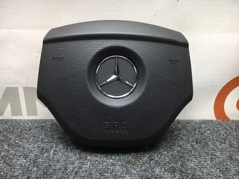 Подушка безопасности Mercedes-Benz B-Class T245 M266 E17 2006 правая В руль. Без заряда. (б/у)