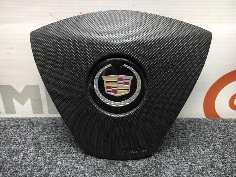 Подушка безопасности Cadillac Srx 1GYEE63A560213883 LH2 2006 В руль, без пиропатрона. (б/у)