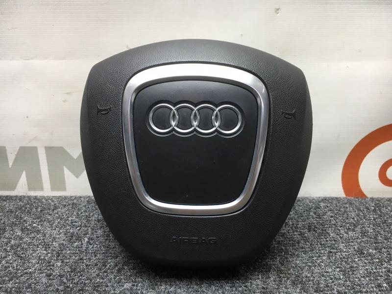 Подушка безопасности Audi A6 4F2 AUK 2004 В руль. (б/у)