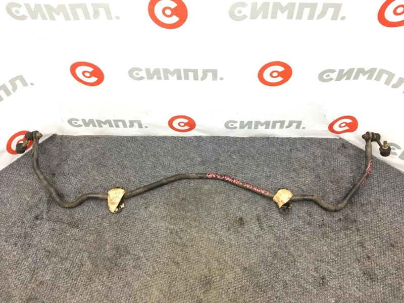 Стабилизатор поперечной устойчивости Cadillac Srx 1GYEE63A560213883 LH2 2006 задний (б/у)