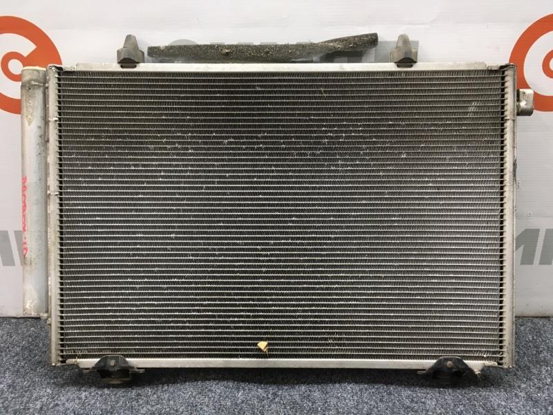 Радиатор кондиционера Toyota Probox NCP51 1NZ 2010 (б/у)