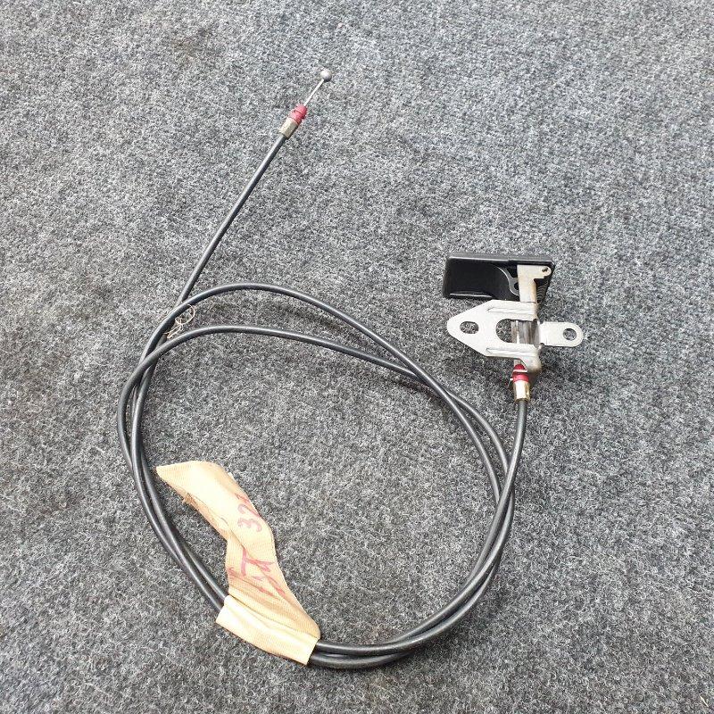 Тросик замка капота Honda Fit GD4 L15A 2003 (б/у)