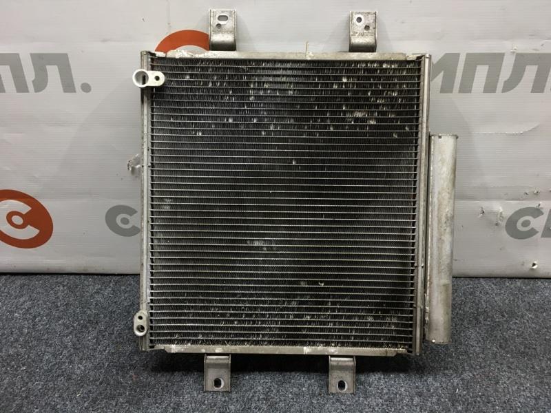 Радиатор кондиционера Toyota Passo KGC30 1KR 2011 (б/у)