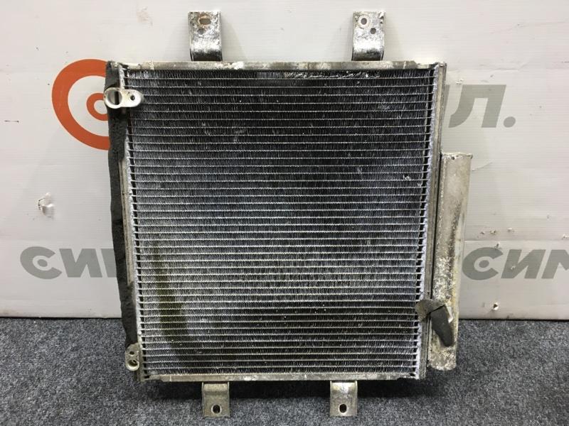 Радиатор кондиционера Toyota Passo KGC10 1KR 2006 (б/у)