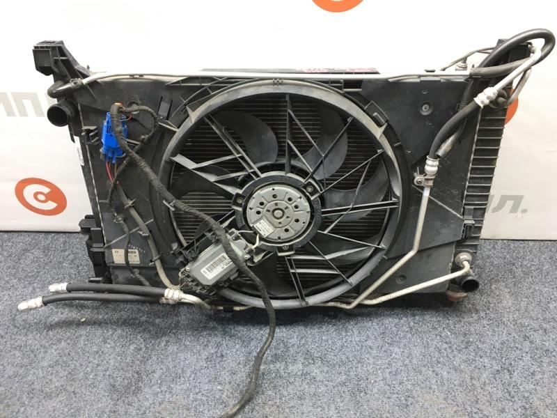 Диффузор Mercedes-Benz B-Class T245 M266 E17 2006 Диффузор продается отдельно от радиаторов. (б/у)