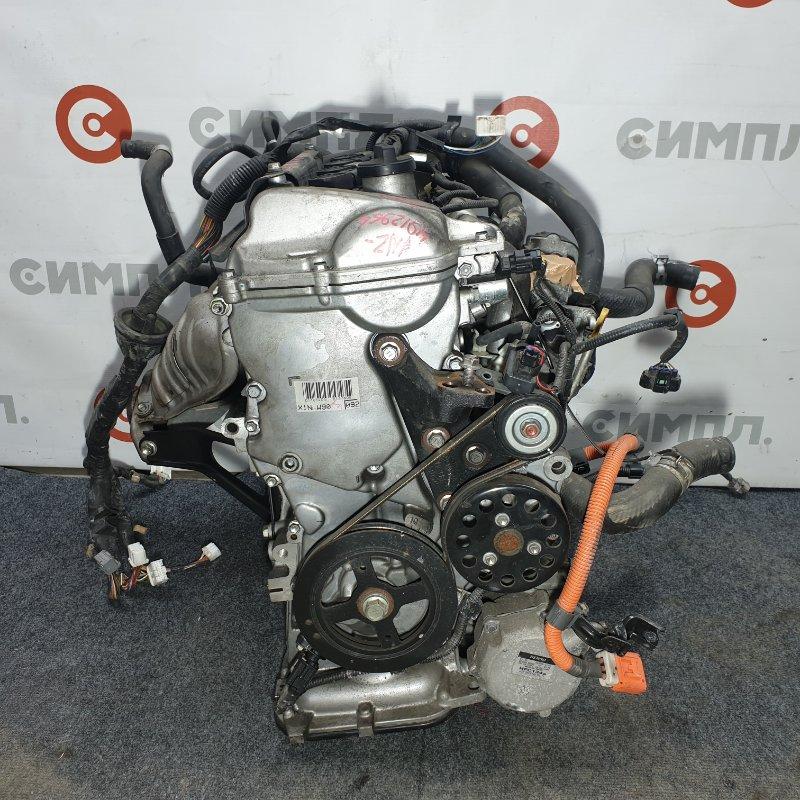 Двигатель Toyota Prius NHW20 1NZ-FXE 2008 Указана цена за мотор без навесного оборудования (б/у)