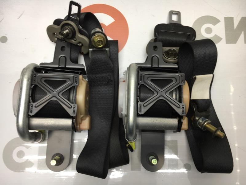 Ремень безопасности Nissan Murano PZ50 VQ35 2004 передний Продаются парой. Цена за пару. (б/у)