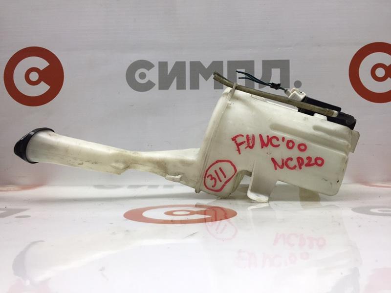 Бачок стеклоомывателя Toyota Funcargo NCP20 2NZ 2000 (б/у)