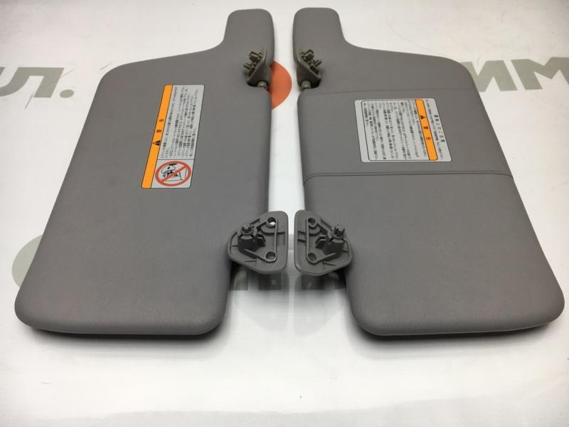 Козырек солнцезащитный Nissan Wingroad WFY11 QG15 2004 Продаются парой. (б/у)