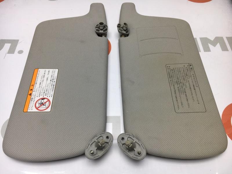 Козырек солнцезащитный Honda Stream RN2 D17A 2001 Продаются парой. (б/у)