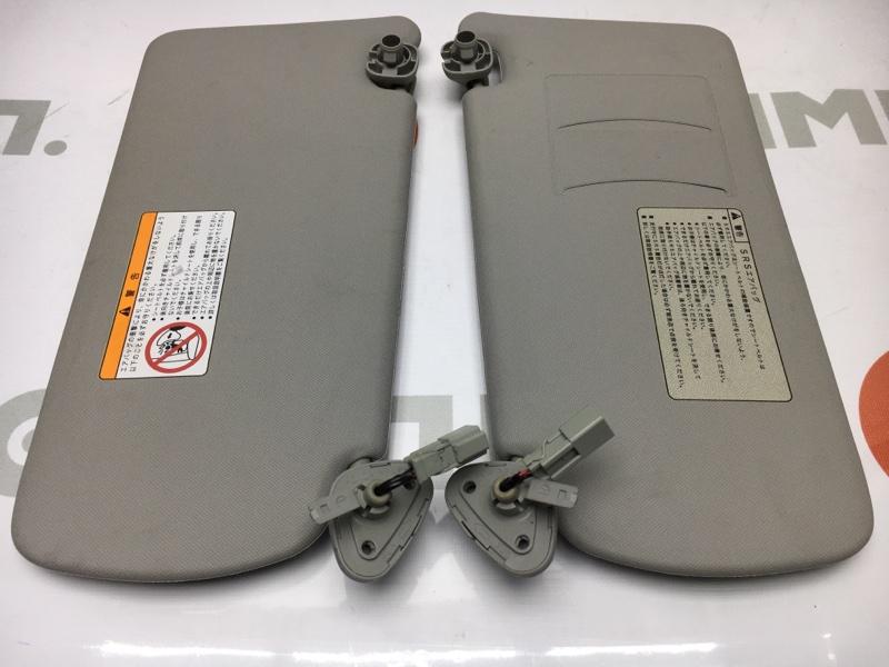 Козырек солнцезащитный Honda Accord CM1 K20A 2004 Продаются парой. (б/у)