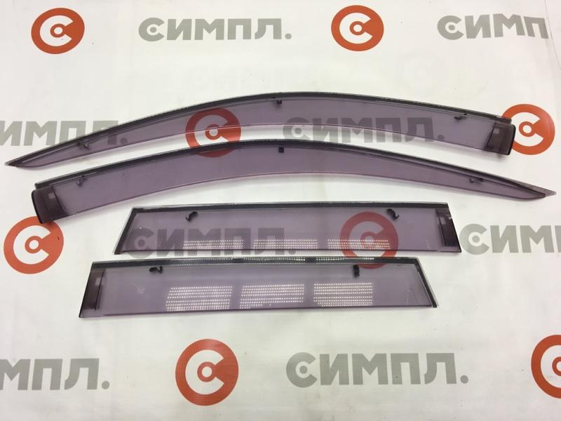 Комплект ветровиков Nissan Wingroad WFY11 QG15 2000 Продаются комплектом 4 шт. (б/у)