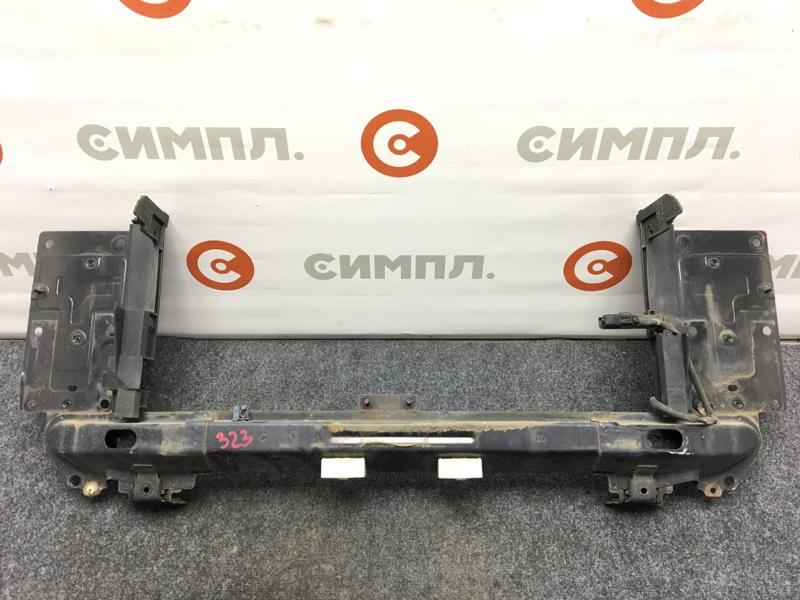 Рамка радиатора Nissan Murano PZ50 VQ35 2004 Нижняя часть (б/у)