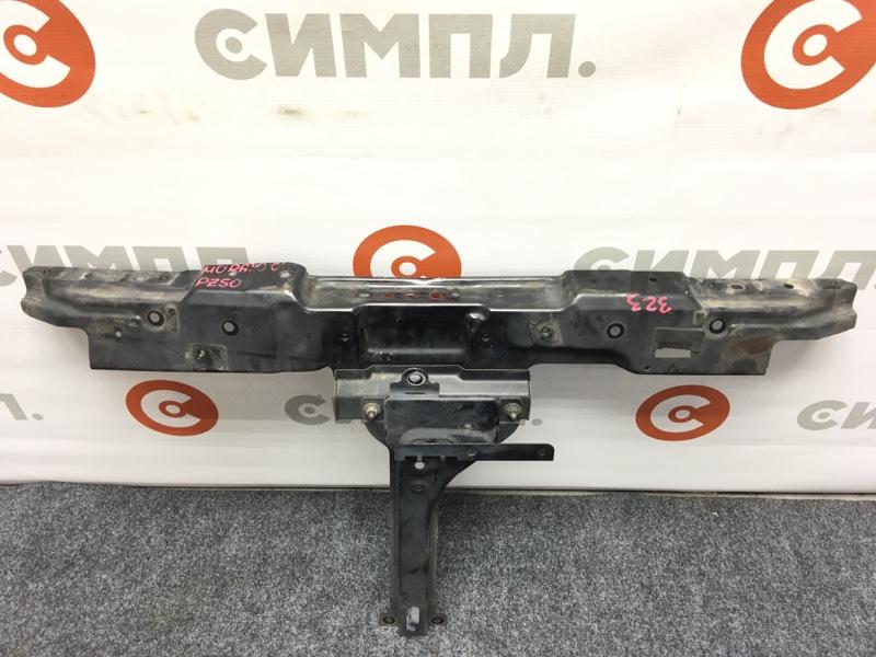 Рамка радиатора Nissan Murano PZ50 VQ35 2004 Верхняя планка (б/у)