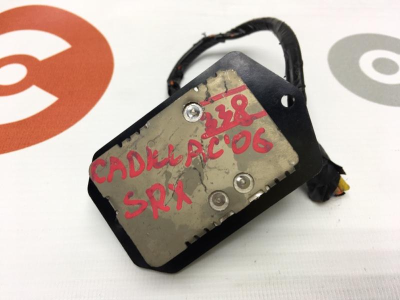 Реостат печки Cadillac Srx 1GYEE63A560213883 LH2 2006 задний Задний. (б/у)