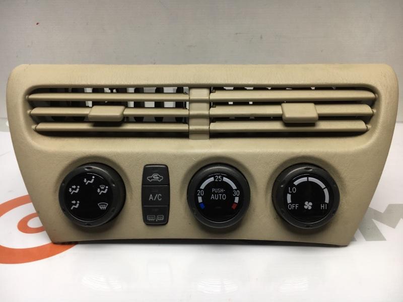 Блок управления климат-контролем Toyota Vista Ardeo SV50 3S-FSE 2000 (б/у)
