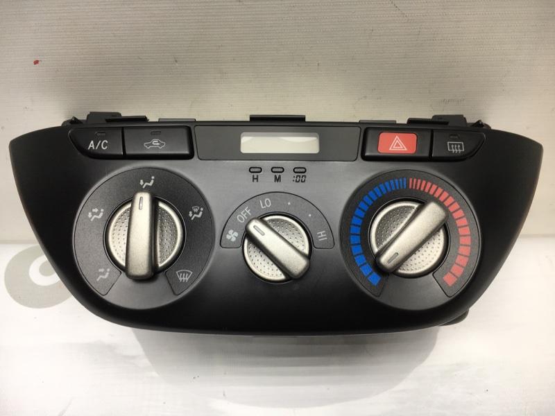 Блок управления климат-контролем Toyota Rav4 ACA21 1AZ-FSE 2000 (б/у)