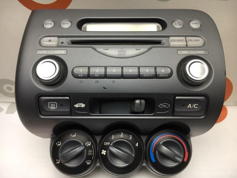 Блок управления климат-контролем Honda Fit GD4 L15A 2003 (б/у)