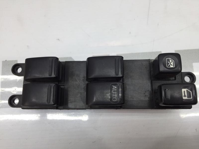 Блок управления стеклоподъемниками Nissan Wingroad WFY11 QG15 2000 Продается в сборе (как (б/у)