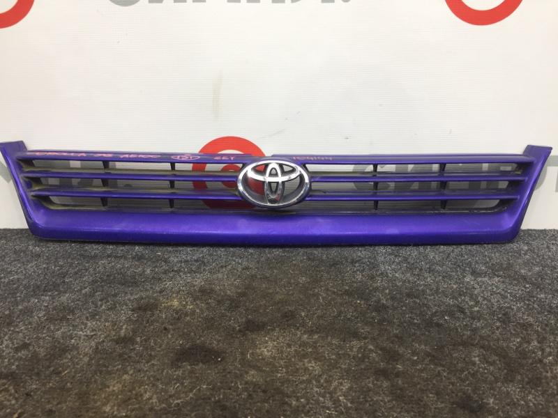 Решетка радиатора Toyota Corolla AE100 5A 1998 104144 (б/у)
