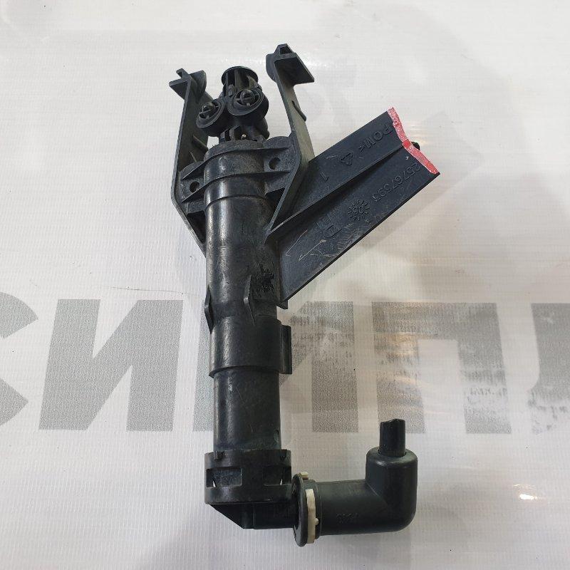 Насос-форсунка омывателя фар Cadillac Srx 1GYEE63A560213883 LH2 2006 передняя правая Дефект (б/у)