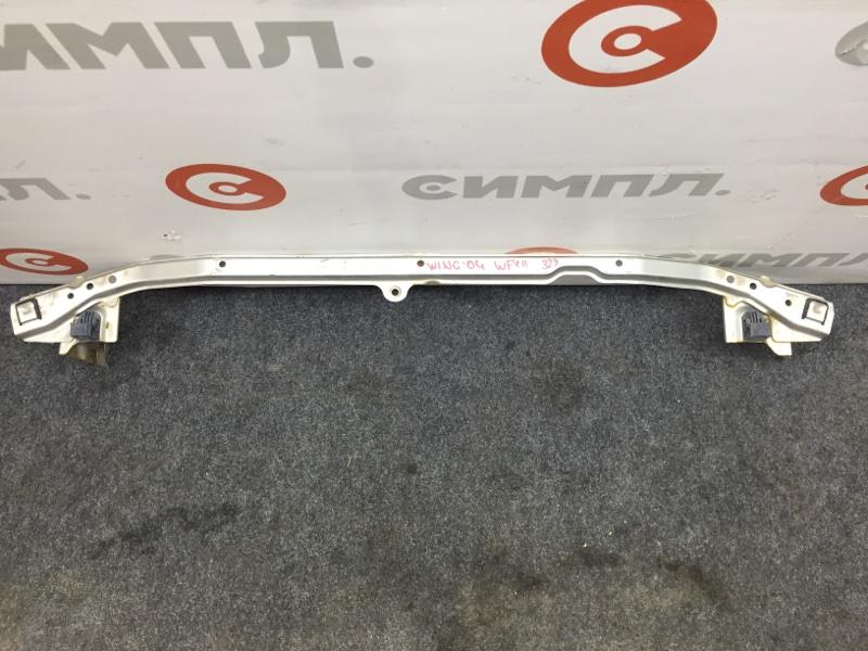 Планка под фару Nissan Wingroad WFY11 QG15 2004 передняя (б/у)