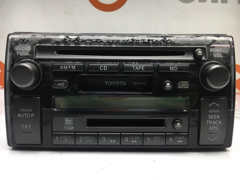 Магнитола Toyota Camry ACV30 2AZ 2003 (б/у)
