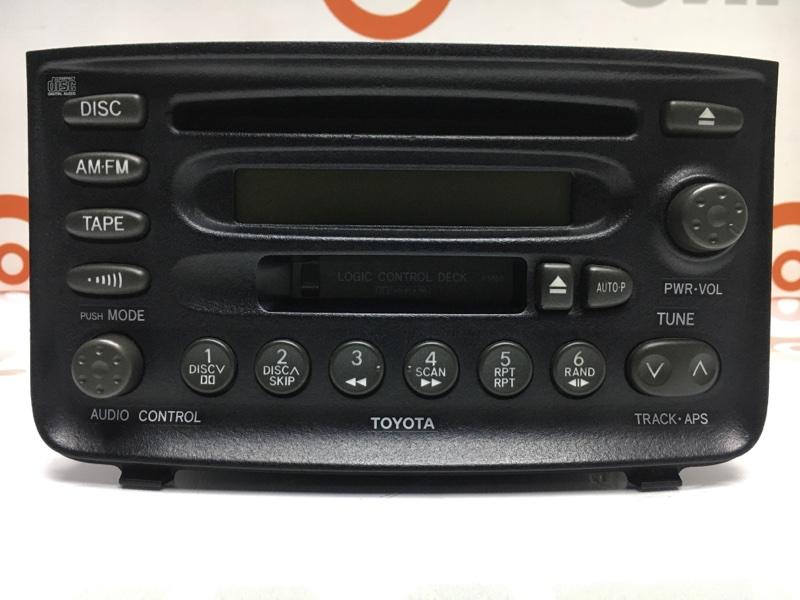 Магнитола Toyota Funcargo NCP20 2NZ 2000 (б/у)